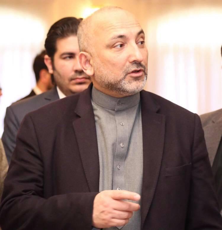 محمد حنیف اتمر، مشاور پیشین شورای امنیت ملی