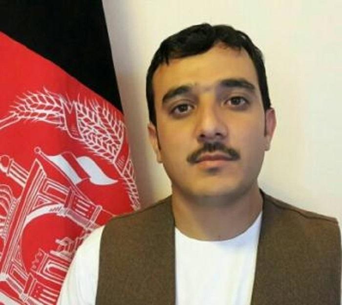محمد ناصر مهری، سخنگوی والی فراه