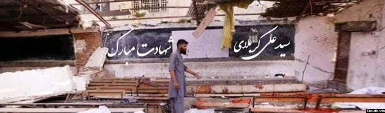 «سید علی حسینی»؛ نجاتدهنده زخمیان «موعود»، اما گرفتار حمله چهارشنبه «میوند»