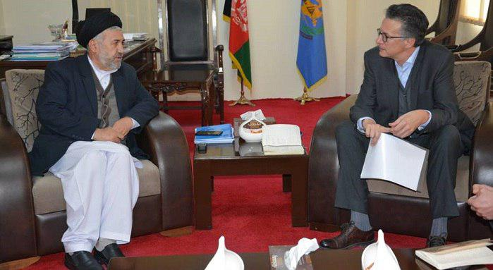 Afghan Minister of Refugees