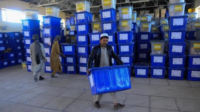 نتایج انتخابات پارلمانی سال گذشته خورشیدی با معرفی نمایندگان کابل پایان یافت