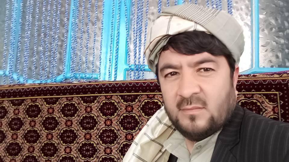 بشیرعلی شفق، فعال جامعه مدنی ولایت غزنی