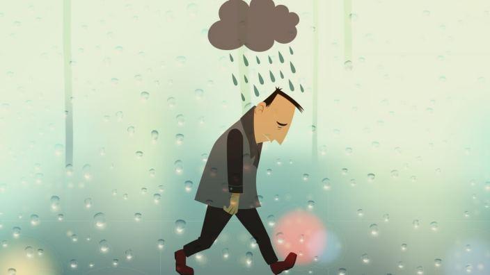 در اوج ناامیدی و افسردگی شکافی برای تغییر و امید ایجاد کنید