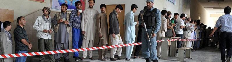 ۴۳۱ مرکز رای دهی مسدود تنها در ۱۰ ولایت؛ نشانههایی از ناکامی در تامین امنیت انتخابات
