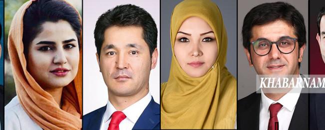نگاهی به زندگی ۸ نخبه و جوان افغانستان در انتخابات پارلمانی ۹۷ از حوزه کابل