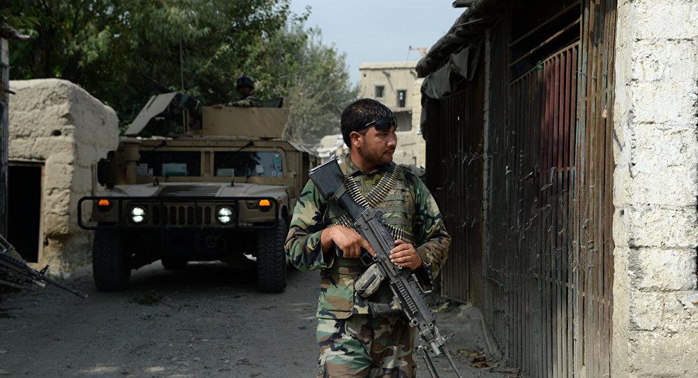 """""""وضعیت امنیتی در تمام ولایات افغانستان یکی از معضلهایی است که به صورت دائم باعث شده در روند کاری و فعالیتهای نیروهای ملکی و نظامی کشور تعلل وارد شود"""""""