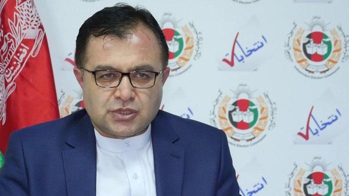 حفیظ هاشمی، یکی از اعضای کمیسیون مستقل انتخابات افغانستان