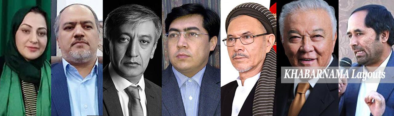 ۱۰ عضو و هوادار جنبش روشنایی که وارد پیکارهای انتخابات پارلمانی ۹۷ افغانستان شدهاند!