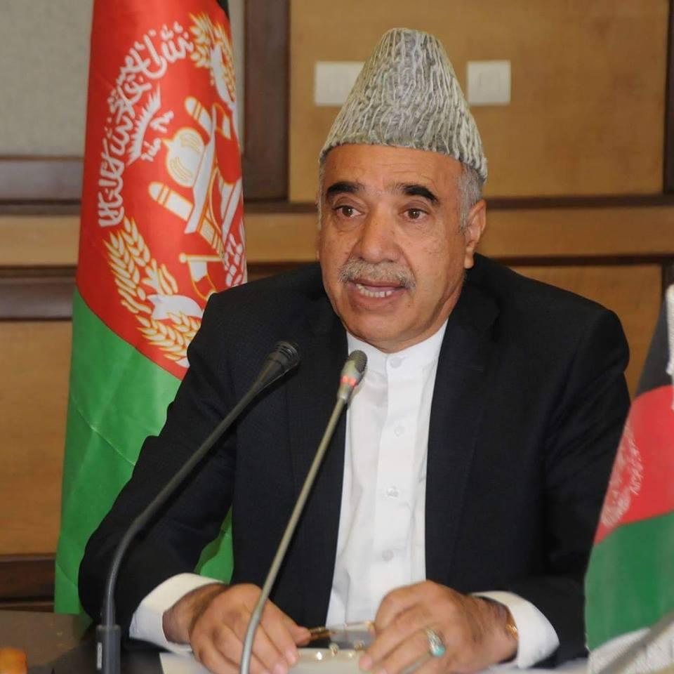 حاجی محمد هاشم، نماینده مردم فاریاب در پارلمان