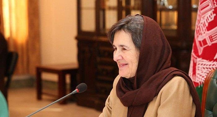رولا غنی، بانوی اول افغانستان در این نشست گفت که زنان مهم هستند و باید صدایشان شنیده شود