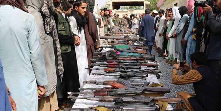 taliban in nangarhar