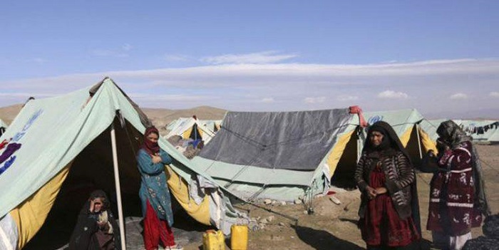 $ 36 million to help displaced persons