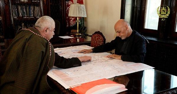 Ashraf Ghani Gen Dostum