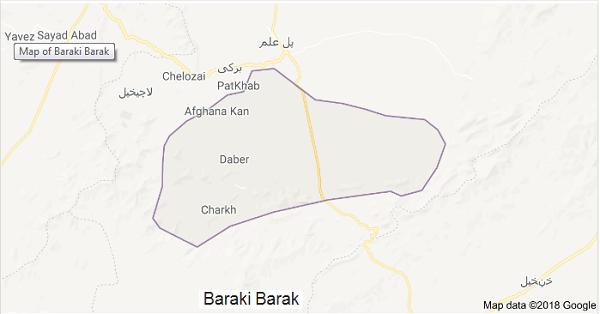 Baraki barak