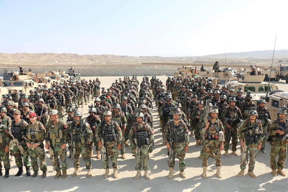 آخرین گزارشها حاکی از آن است که نیروهای کوماندو الی ساعت 11 قبل از ظهر امروز به ساحه درگیری رسیدهاند