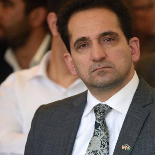 فیصل سمیع، نایب منشی مجلس سنای افغانستان
