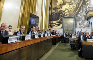 ارایه طرح صلح افغانستان در نشست ژنو؛ پیشنهاد صلح غیرمشروط، ولی صلح با طالبان مشروط است