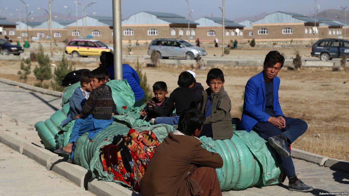 جنگ شدید در شهرستانهای مالستان و جاغوری سبب شده که بیش از 60 درصد از ساکنان این شهرستانها به مرکز غزنی، ولایتهای بامیان، دایکندی و شهر کابل بیجا شوند