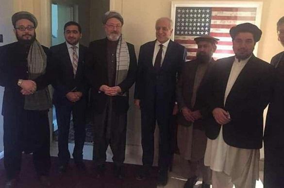 high Peace Council with Zalmay Khalilzad