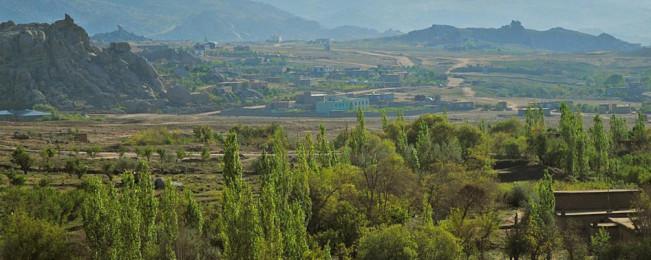 «مدینه رضایی»؛ راوی ترس و وحشت از آغاز جنگ طالبان در جاغوری