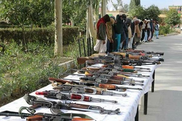 nan ISIS Taliban