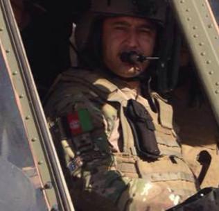 سوگنامه افسر نیروی هوایی افغانستان در غم از دستدادن همکار امریکایی خود؛ برنت یک فرد وطنپرست، مهربان، دلسوز و مسئول بود