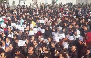 از مطالبه زندگی آرام تا کابوس یک شب زمامداران؛ تظاهرات غیرمنتظره کابل چگونه شکل گرفت؟