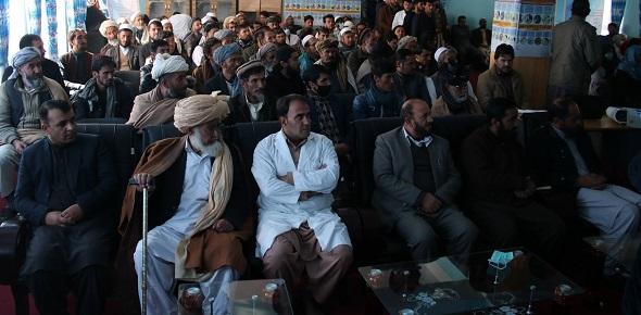 HIV in Ghazni