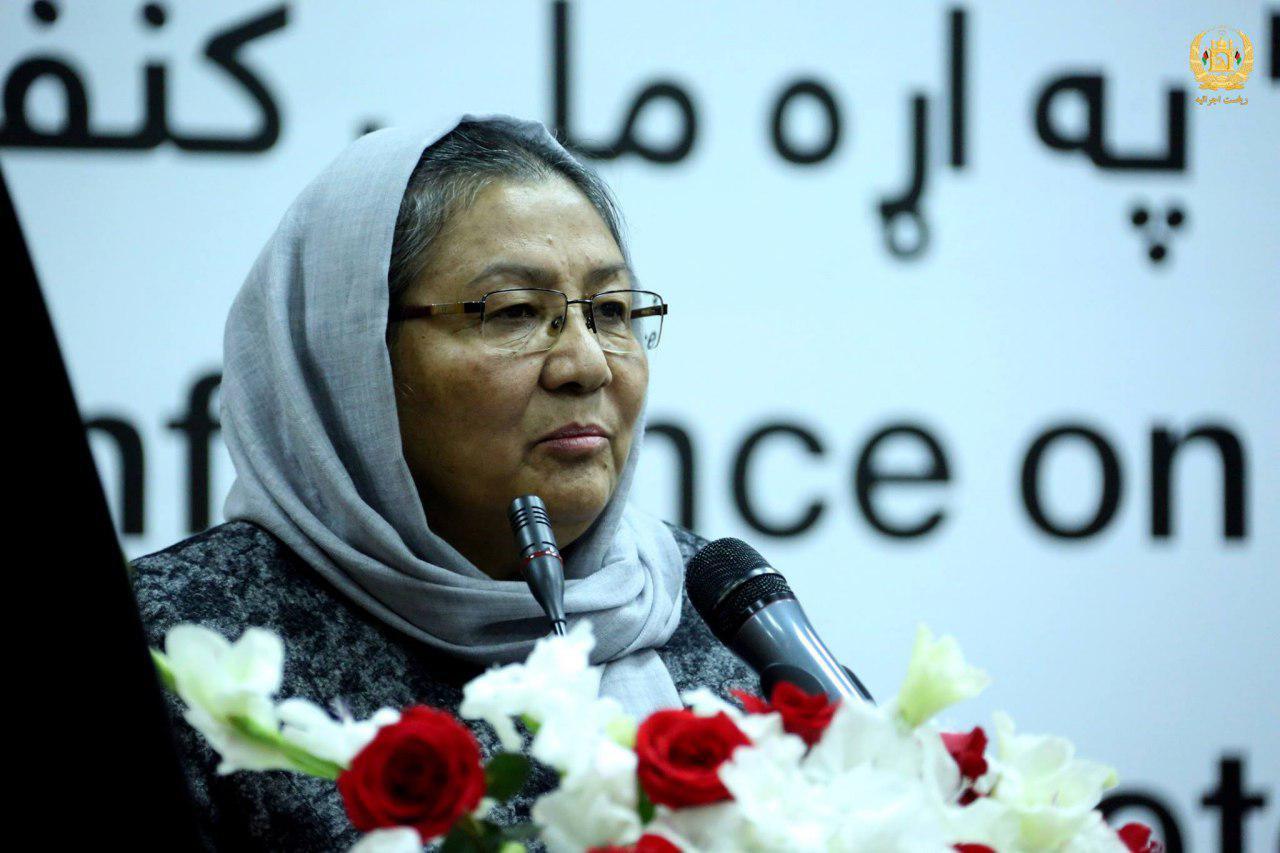 حبیبه سرابی، معاون شورای عالی صلح