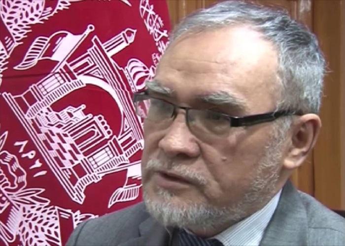 محمد ناطقی، عضو ایتلاف بزرگ ملی افغانستان و رییس کمیته سیاسی احزاب