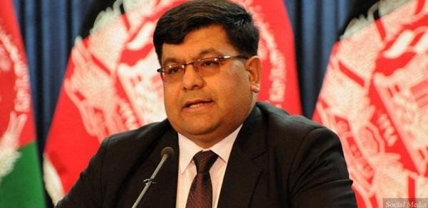 شاهحسین مرتضوی، معاون سخنگوی ریاست جمهوری افغانستان