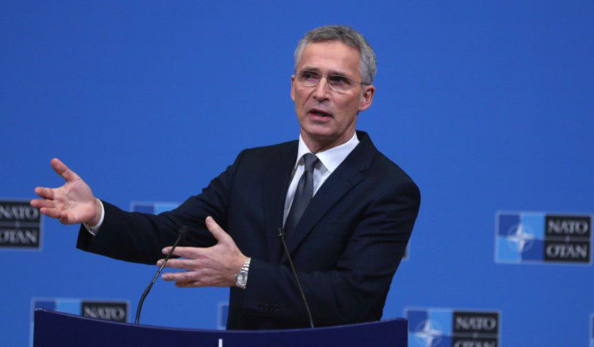 NATO chief