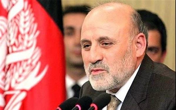 عمر داوودزی، رییس دبیرخانه شورای عالی صلح افغانستان و نماینده ویژه رییسجمهور در امور اجماع منطقهای صلح