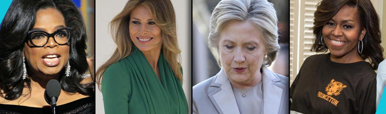 با ۴ زن تحسین برانگیز آمریکا در سال ۲۰۱۸ آشنا شوید