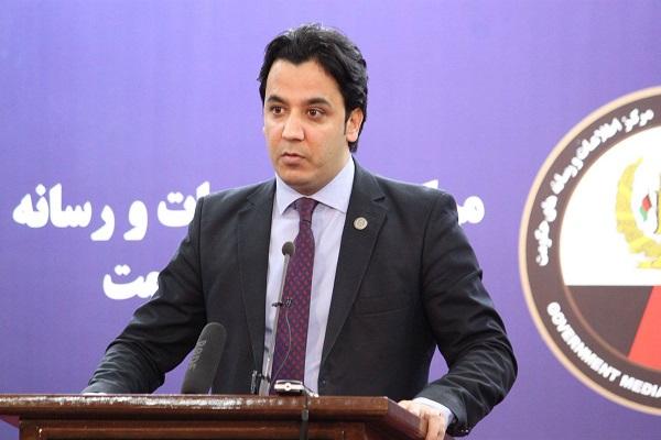 اجمل حمید عبدالرحیمزی، معین وزارت تجارت و صنعت افغانستان