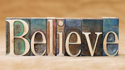 شما هیچ وقت موفق به ساختن یک تجارت یا تولید یک محصول نمیشوید اگر به آن باور نداشته باشید