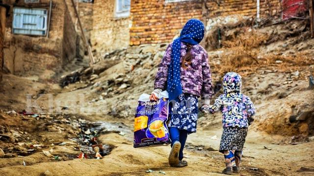 در حال بازگشت به خانه/ کابل، چنداول عکس: ذکی امینی / خبرنامه