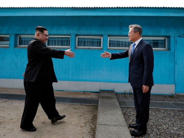 Korea Summit Press Pool/Getty Images