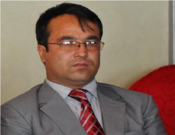 محمد قاسم حیدری، معاون پالیسی وزارت دولت در امور حوادث و رویدادهای طبیعی