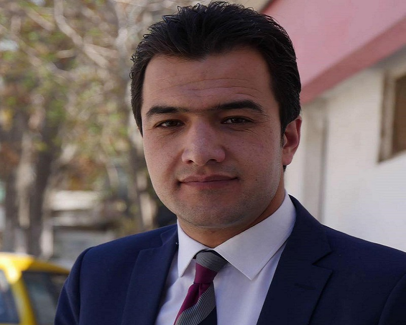 ذبیحالله سادات، معاون سخنگوی کمیسیون مستقل انتخابات