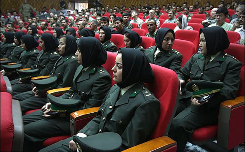afghan women soilders