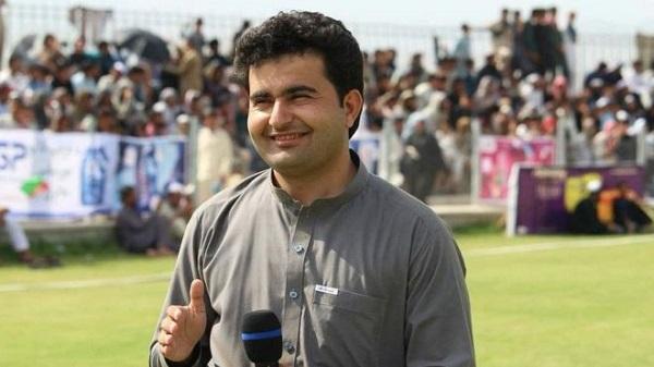 حمد شاه، خبرنگار بیبیسی در خوست