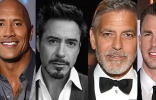 ۱۰ بازیگر پردرآمد سینمای جهان در سال ۲۰۱۸