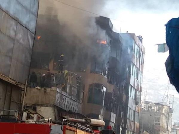 آتشسوزی در سالهای اخیر آسیبی جدی و بزرگ به شهروندان افغانستان به خصوص کابلیان وارد نموده است