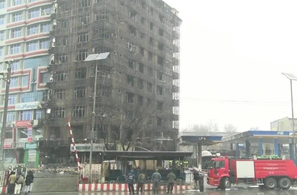این آتشسوزی ۱۴ جدی ۱۳۹۷ در تانک تیل احمدیار در چهاراهی عبدالحق در مکروریان سوم شهر کابل رخ داد