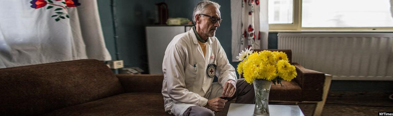 قهرمان گمنام؛ مردی که ۳۰ سال در شرایط جنگی، «اعضا» و «کرامت» را برگردانده است