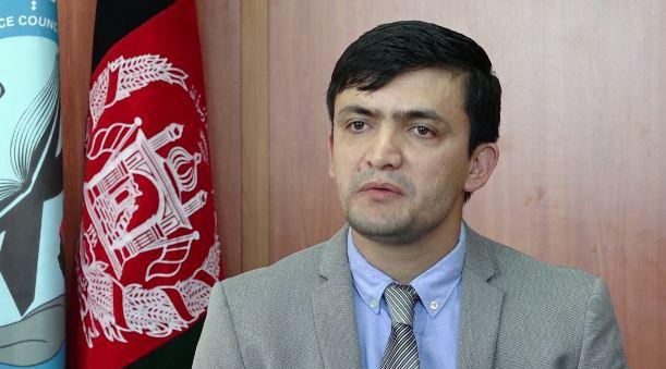 سید احسان طاهری، سخنگوی شورای عالی صلح افغانستان