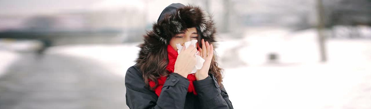 مراقبت های ویژه؛ مواظب ۸ بیماری فصل زمستان باشیم