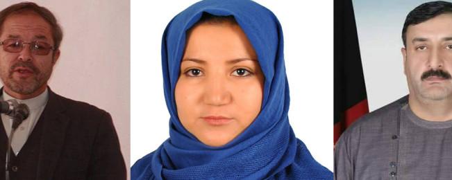چهرههای منتخب مجلس نمایندگان افغانستان؛ مسیر زندگی ۳ نماینده از ولایات بامیان و فراه