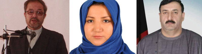 چهرههای منتخب مجلس نمایندگان افغانستان (۳)؛ مسیر زندگی ۳ نماینده از ولایات بامیان و فراه
